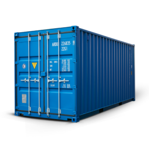 Opslag/zeecontainers